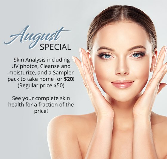 Check out this exclusive August special!